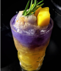 Galaxy Mango Smoothie